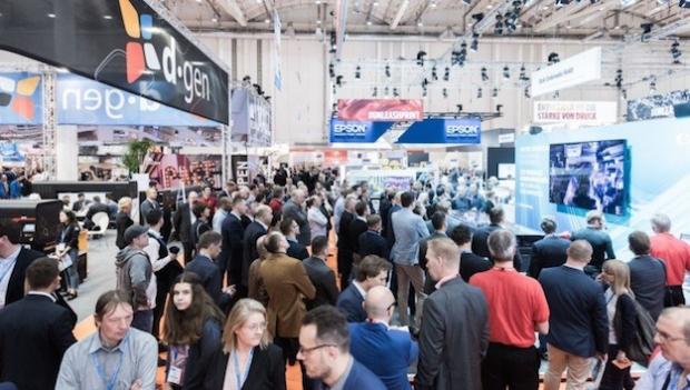 FESPA celebra el éxito obtenido en Hamburgo y se prepara para Berlín
