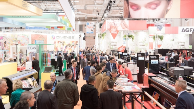 Flourishing business at FESPA 2017 inspires global print community