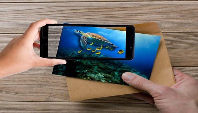 Augmented Reality macht Drucke wertvoll