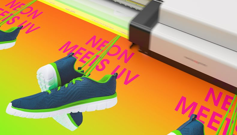 Brightening up the market with UV printing