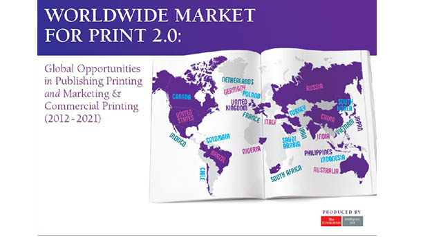 """NPES und VDMA veröffentlichen Phase II der """"Worldwide Market For Print 2.0""""-Studie"""