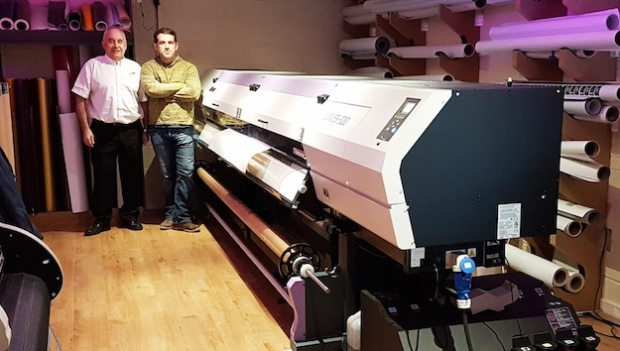 Signscript expands into new markets with Mimaki UJV55-320