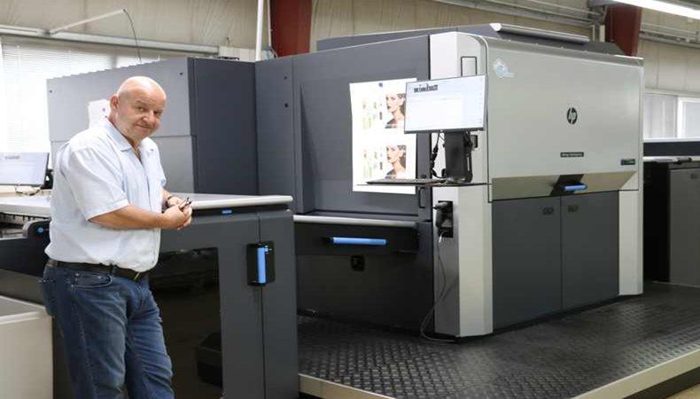 Bosch-Druck installiert neue HP Indigo 12000 Digital Press