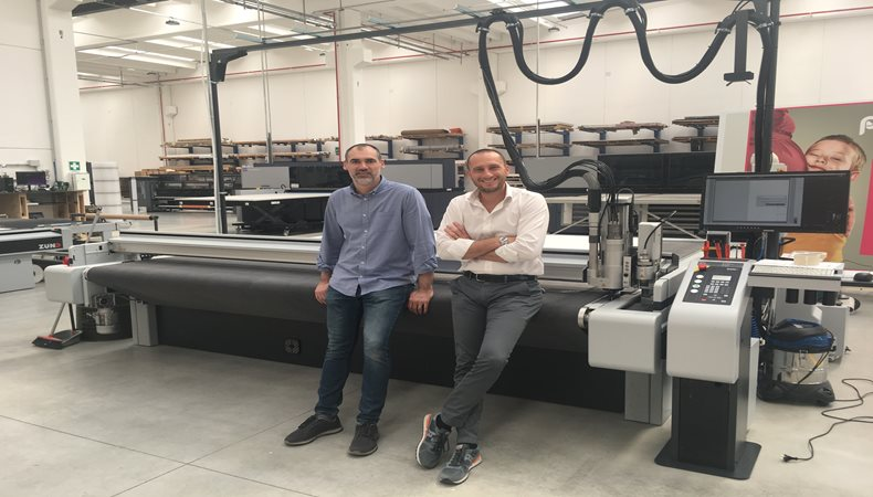 Masserdotti invests in new Zünd Cutter