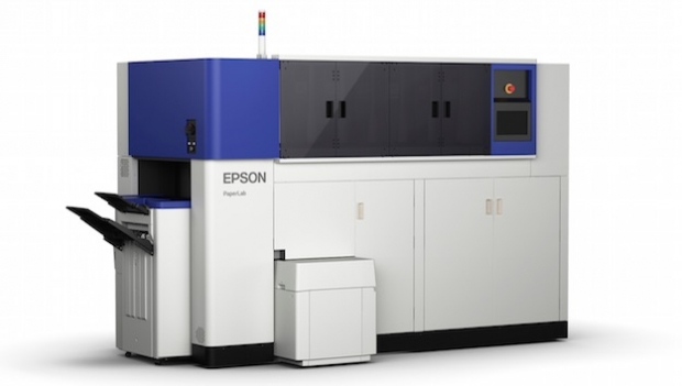 PaperLab market worth €2 billion: Epson