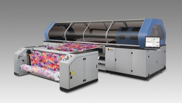 Mimaki brings out the Tx300P-1800B textile printer at FESPA Eurasia