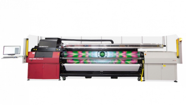 Agfa Graphics announces new Jeti Ceres RTR3200 LED printer