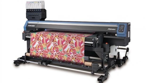 Mimaki lanza una impresora híbrida única para tejidos