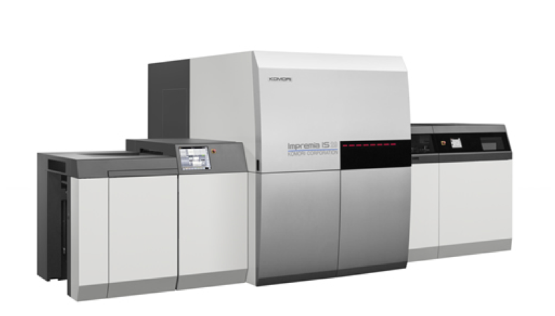 Komori and Highcon announce strategic business partnership
