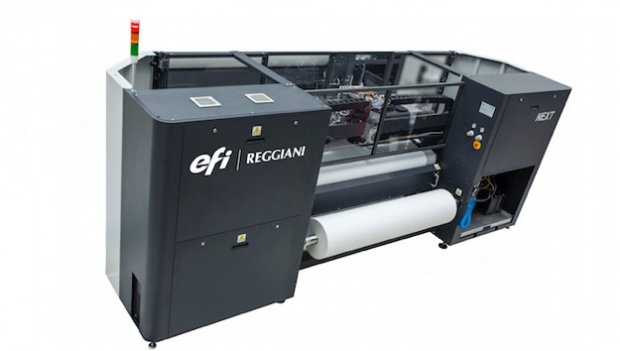EFI Reggiani to support regional goals with FESPA Asia