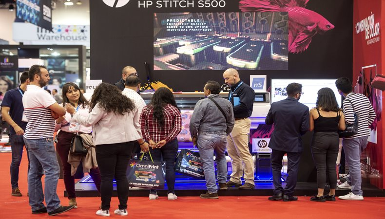 FESPA Mexico 2019 impresionó con éxito a sus asistentes