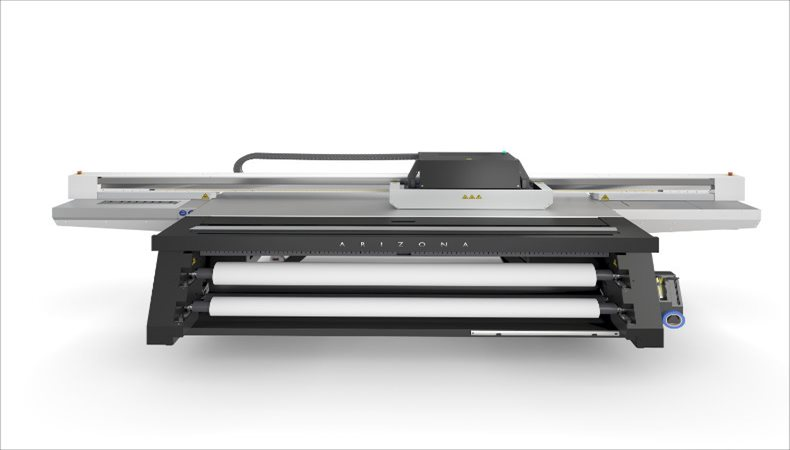 Canon führt neue Flachbettdruckerserie Océ Arizona 1300 ein