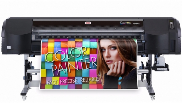 OKI amplia su gama premium de ColorPainter con la nueva E-64s