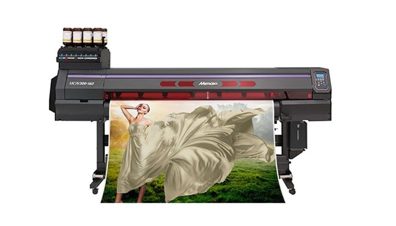 Mimaki releases UV LED printing and cutting solutions