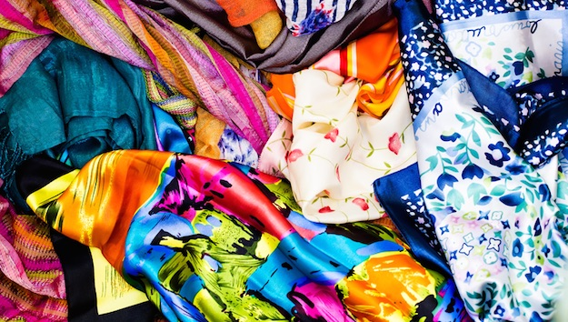 Textile printing's waste problem