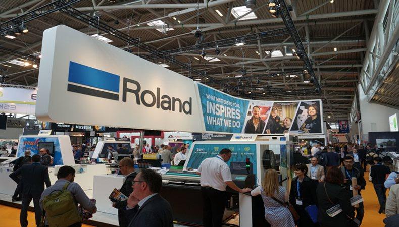Die Roland DG-DNA