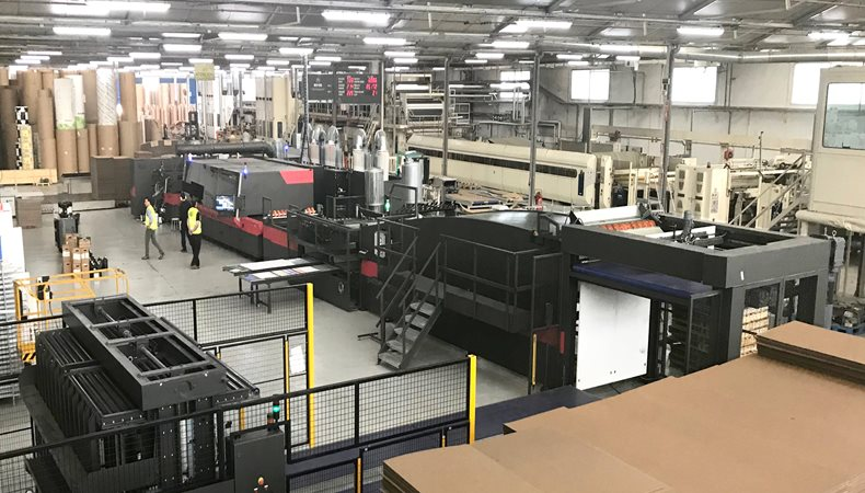 EFI expands Spanish packaging presence with Nozomi C18000 sales