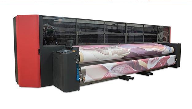 Metropole demonstriert Umweltbewusstsein mit zwei neuen EFIVUTEk Druckern