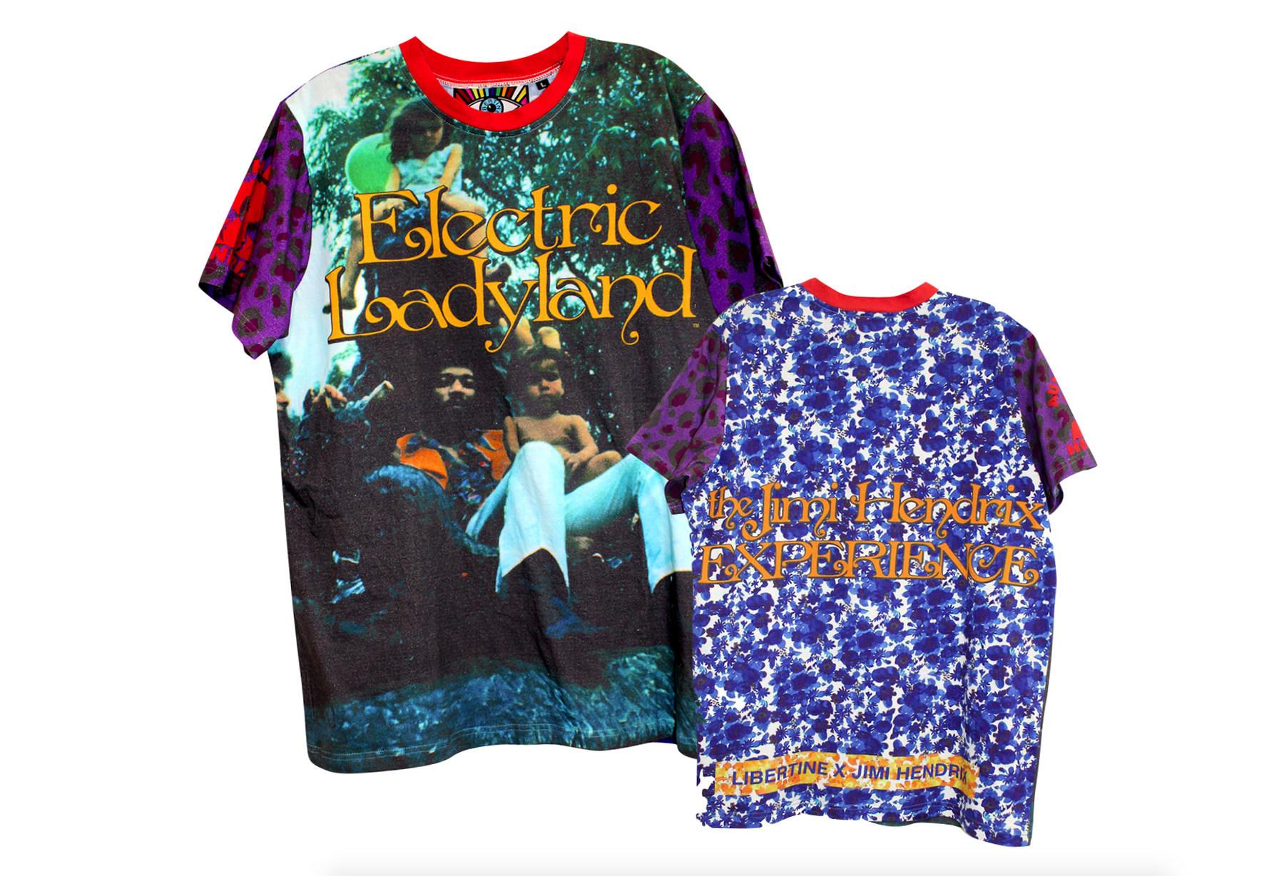 El renacer de Jimi Hendrix en una fábrica de ropa 2e103918d0df7