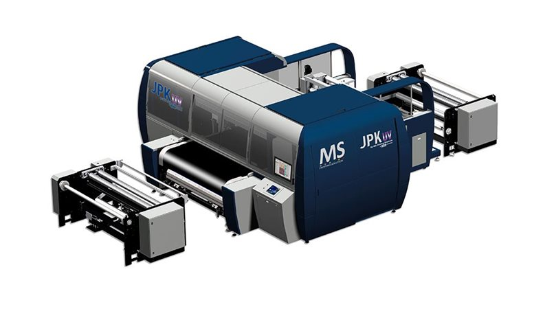 MS Printing Solutions to launch new JPK UV at FESPA 2018