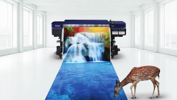 Epson to prove unbeatable power of its SureColor range at FESPA