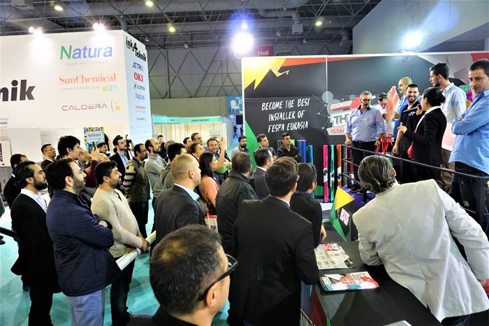 Interactive features confirmed for FESPA Eurasia 2017