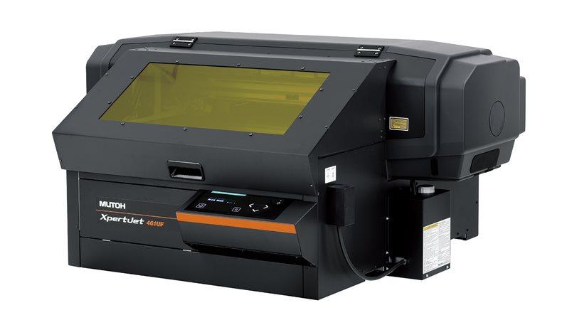 Impresoras planas de pequeño formato e impresión industrial