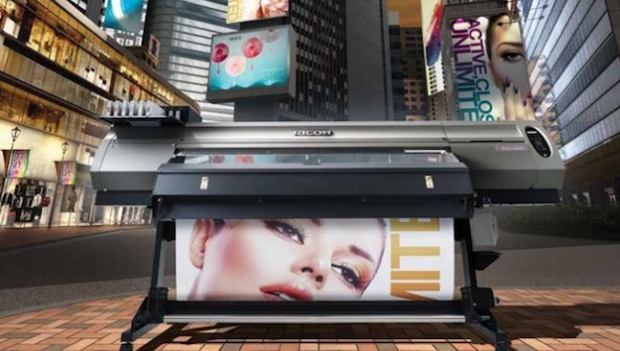 Ricoh sets to debut at FESPA Digital 2016