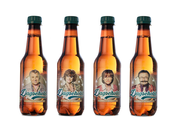 1. Martens PET beer bottles
