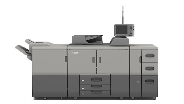 EFI develops Fiery digital front end for Ricoh Pro 8200