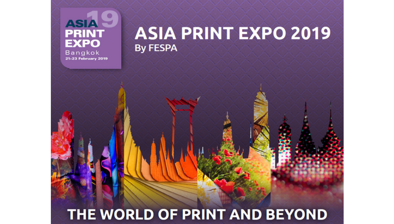 Asia Print Expo 2019 to highlight the world of Print and beyond