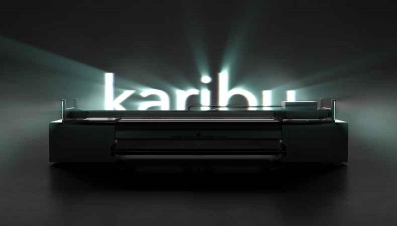Swissqprint zeigt in München ersten UV-Rollendrucker