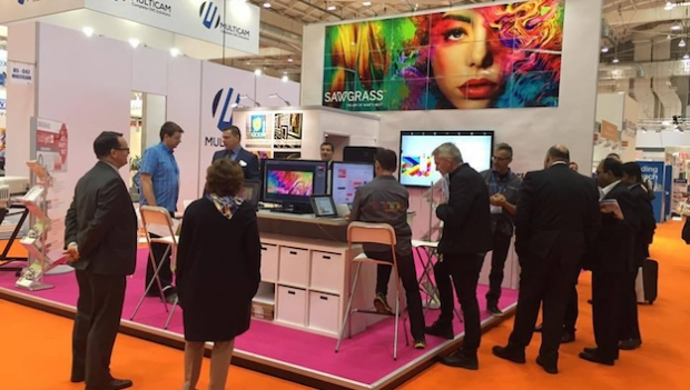 Sawgrass VPM gets official European launch at FESPA 2017