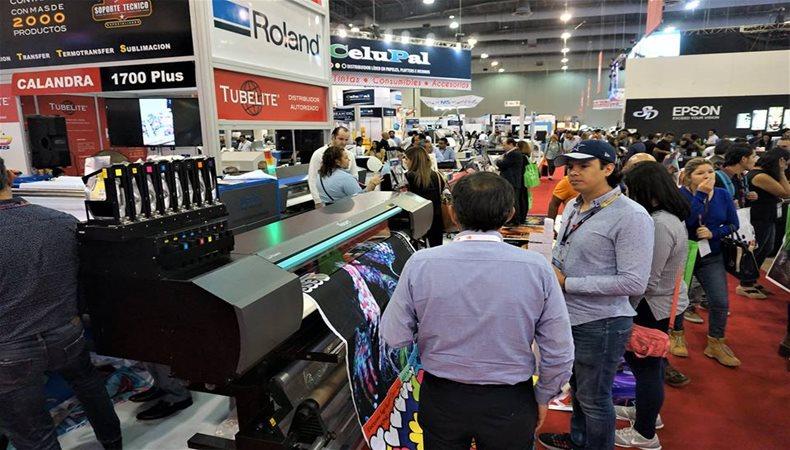 Ve más allá de la impresión en FESPA Mexico 2018