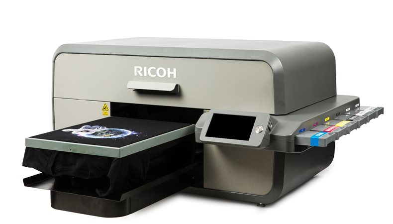 Ricoh's evolving portfolio supports profitable diversification at FESPA 2019
