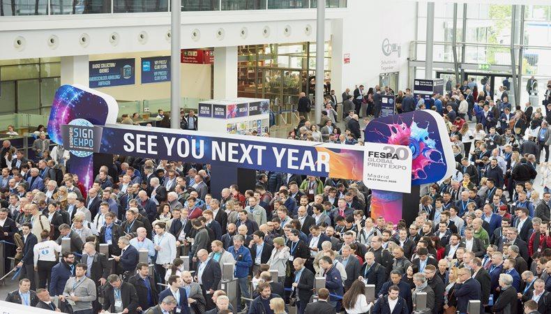 FESPA Global Print Expo 2020: where print comes alive