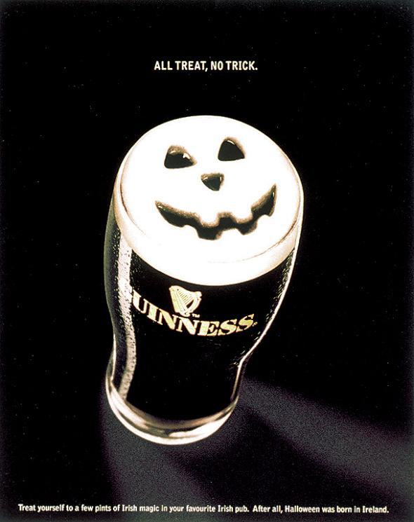 Halloween Creative Ads.32 Creepy And Creative Halloween Ads And Prints