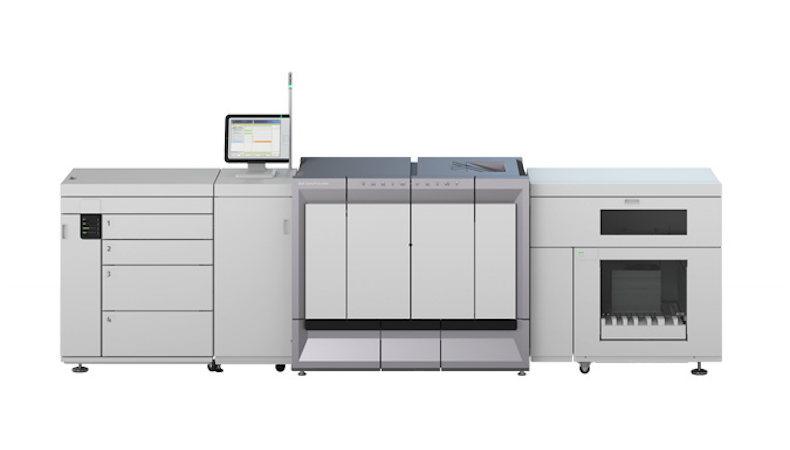 Canon launches new Océ VarioPrint 6000 Titan series