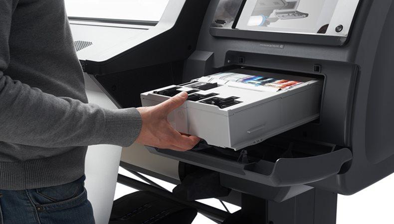 Ja sauber: Druckerwartung ist aktiver Umweltschutz