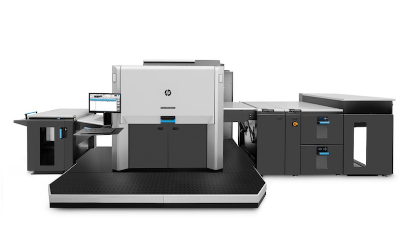 HP updates Indigo 12000 B2 digital press