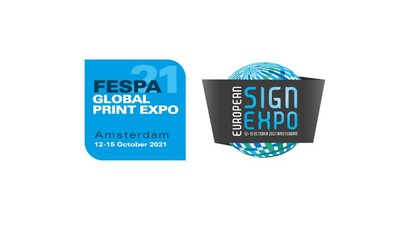 FESPA Global Print Expo 2021: Importante actualización para visitantes desde el extranjero