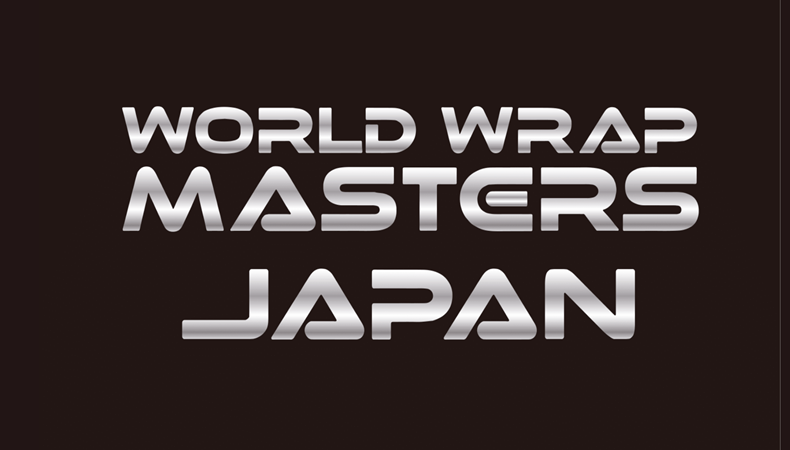 The World Wrap Masters comes to Japan!