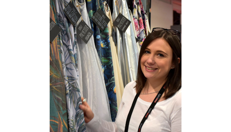 Emily Falconer on the past, present and the future of Textiles for the Digital Print Industry