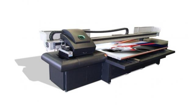 Gandy Digital lanza su nueva impresora UV de cama plana en FESPA 2015