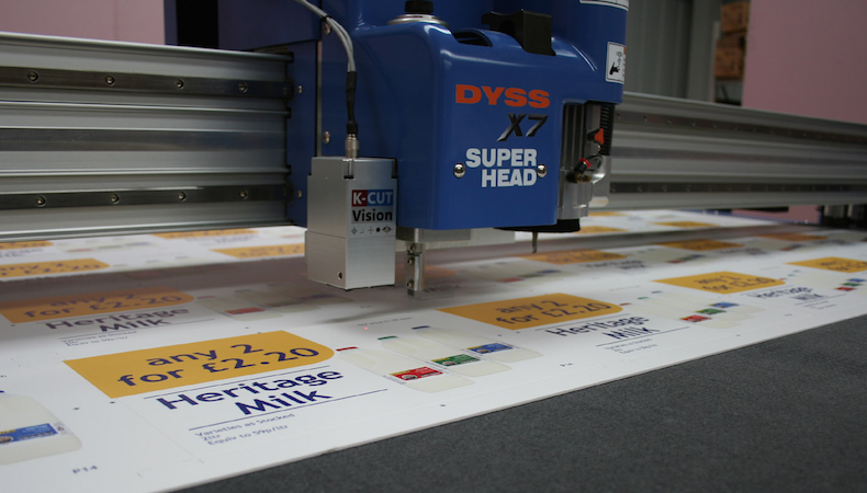 Dyss bottles success for Print Leeds