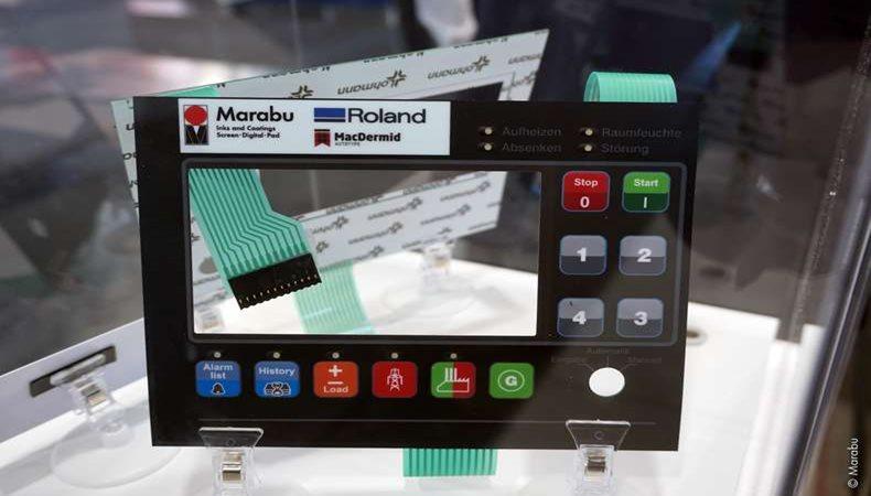 Marabu und Roland DG liefern digitale Flachbettlösung