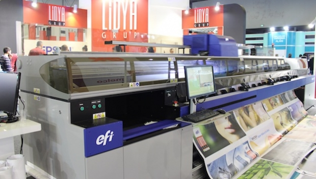 FESPA Eurasia 2016 attracts wealth of first time exhibitors