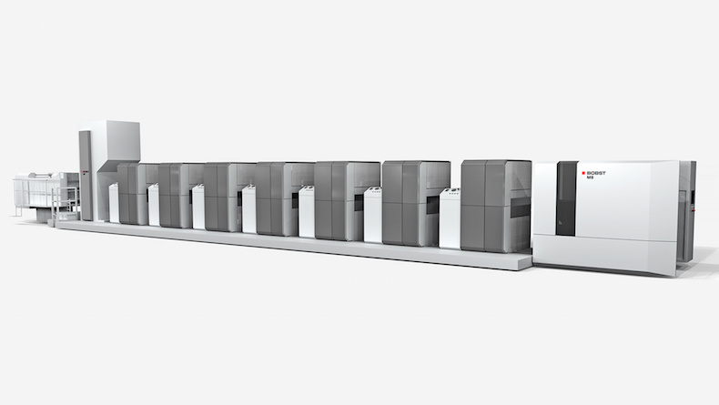 Bobst launches M8