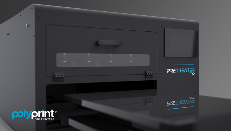 Polyprint launches PreTreater Pro for DTG printing