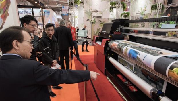 Agfa Graphics führt die LED-Version des Jeti Tauro ein